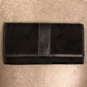 COACH Wallet-great shape, gently used